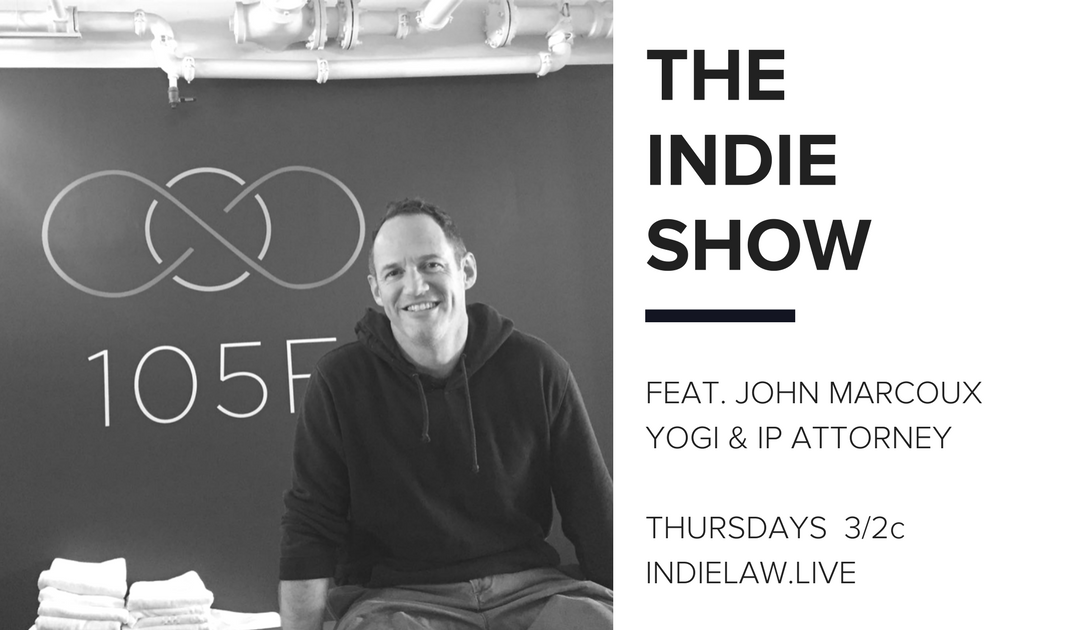 John Marcoux joins the Indie Show