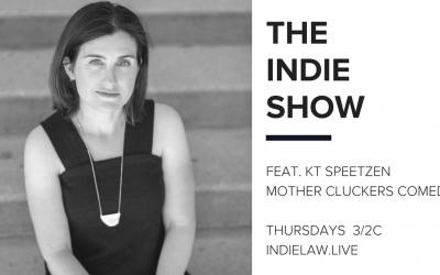 KT Speetzen joins the Indie Show